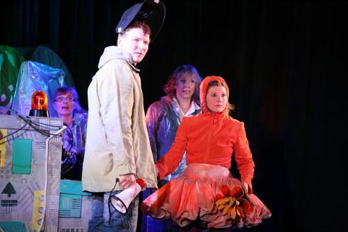Спектакль Майя и К. Театр Вера