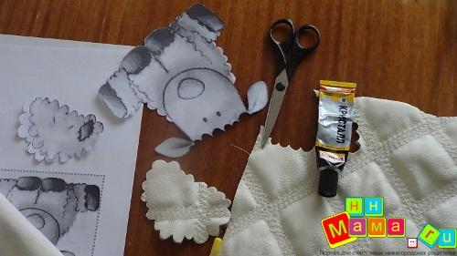Елочная игрушка своими руками в год обезьяны