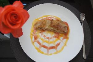 Рецепты выпечки с фото розочки