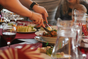 Встреча Клуба НН Мама в кафе Барабу