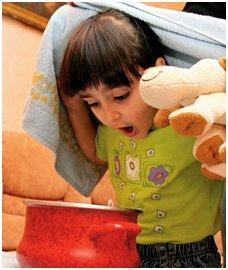 Причина возникновения бронхита у детей