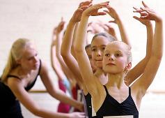 Классический танец (балет)