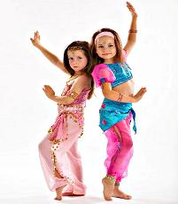 Восточные танцы для детейтанец (балет)