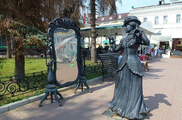 Достопримечательности Нижнего Новгорода Улица Большая Покровская