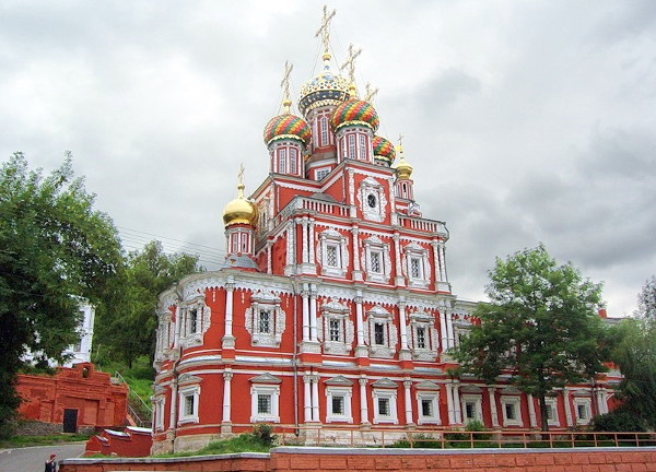 Достопримечательности Нижнего Новгорода Рождественская церковь
