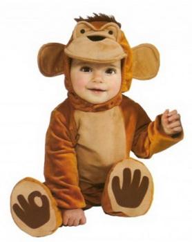 Новогодний костюм обезьянки для мальчика своими руками