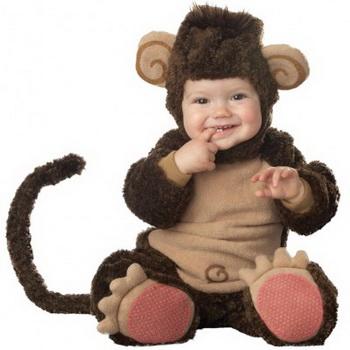 Костюм обезьяны своими руками из подручных материалов