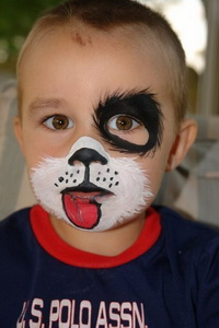 Halloween face paint ideas adults