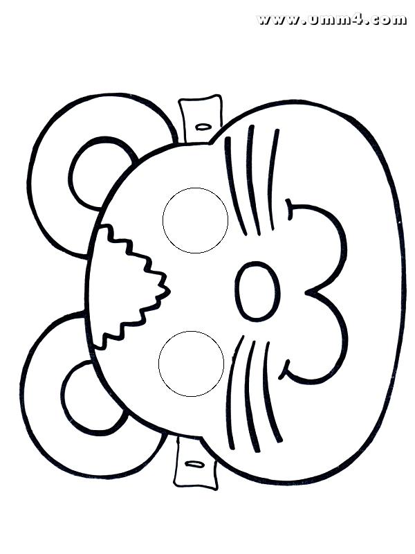 Маска мыши - Маски